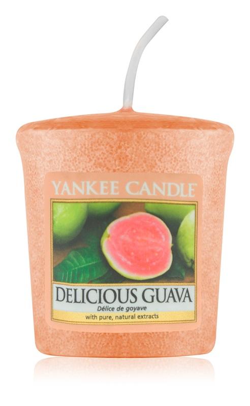 Yankee Candle Delicious Guava U 49 g votivní svíčka 49 g