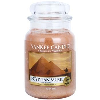 Yankee Candle Egyptian Musk vonná svíčka 623 g Classic velká
