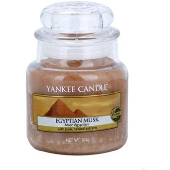 Yankee Candle Egyptian Musk vonná svíčka 104 g Classic malá