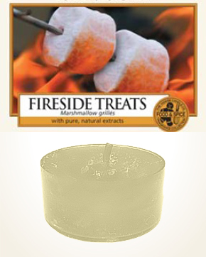 Yankee Candle Fireside Treats Tealight Candle sample 1 pcs