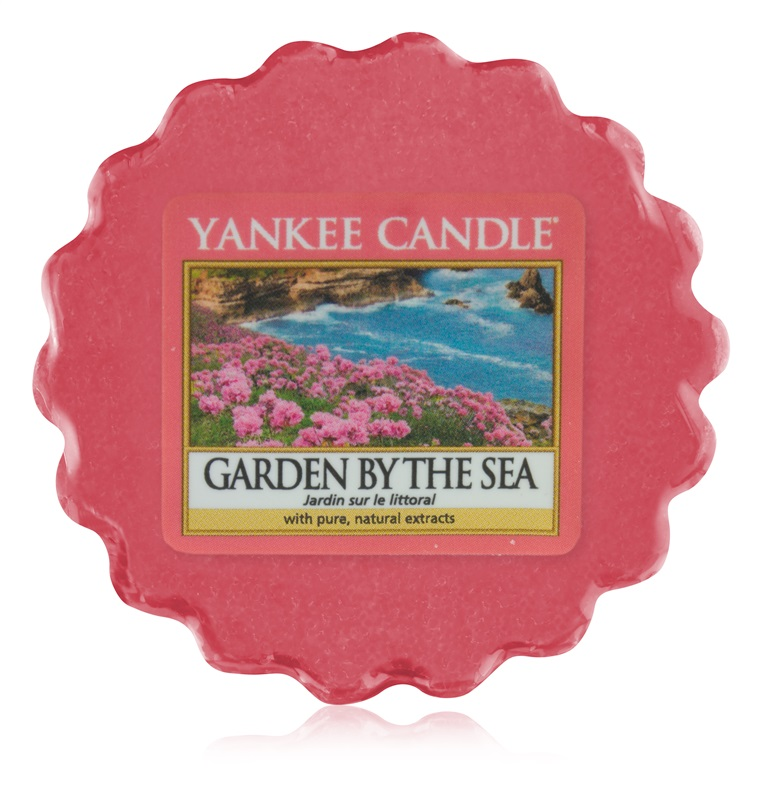Yankee Candle Garden by the Sea vosk do aromalampy 22 g