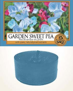 Yankee Candle Garden Sweet Pea čajová svíčka vzorek 1 ks