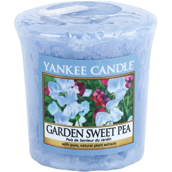 Yankee Candle Garden Sweet Pea Votive Candle 49 g