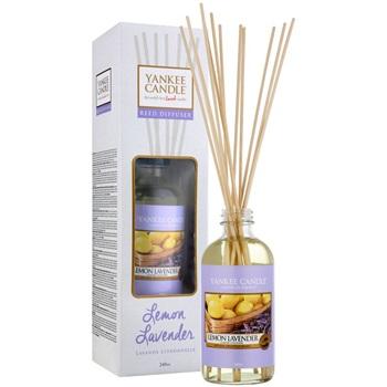 Yankee Candle Lemon Lavender aroma difuzér s náplní 240 ml Classic