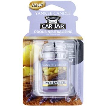 Yankee Candle Lemon Lavender vůně do auta závěsná