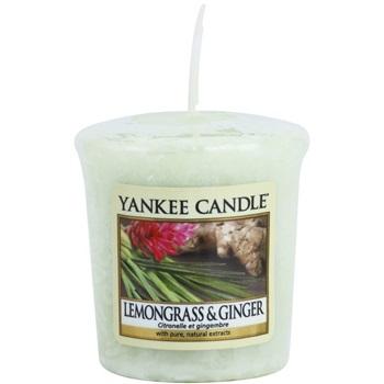 Yankee Candle Lemongrass & Ginger votivní svíčka 49 g