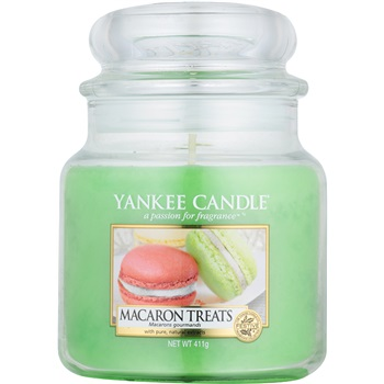 Yankee Candle Macaron Treats Scented Candle 411 g Classic Medium