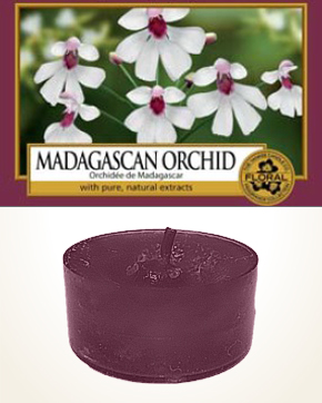 Yankee Candle Madagascan Orchid Tealight Candle sample 1 pcs