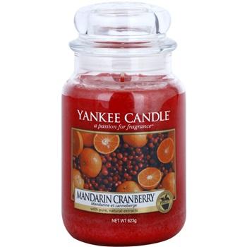Yankee Candle Mandarin Cranberry vonná svíčka 623 g Classic velká