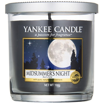 Yankee Candle Midsummers Night vonná svíčka 198 g Décor malá