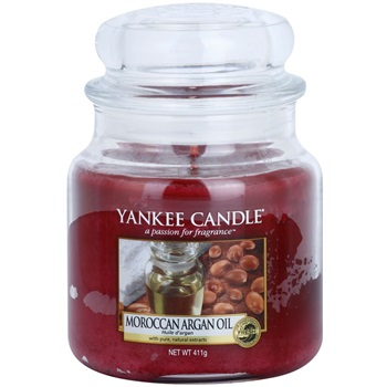 Yankee Candle Moroccan Argan Oil Scented Candle 411 g Classic Medium
