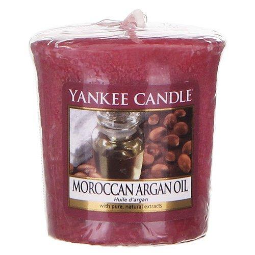 Yankee Candle Moroccan Argan Oil votivní svíčka 49 g