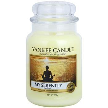 Yankee Candle My Serenity vonná svíčka 623 g Classic velká