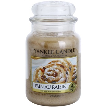 Yankee Candle Pain au Raisin Scented Candle 623 g Classic Large