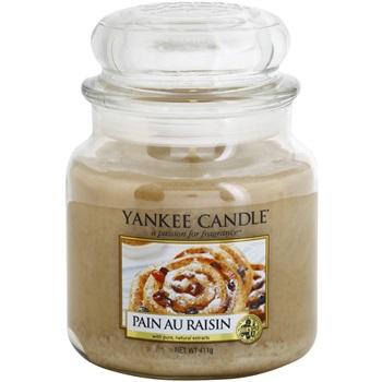 Yankee Candle Pain au Raisin vonná svíčka 411 g Classic střední