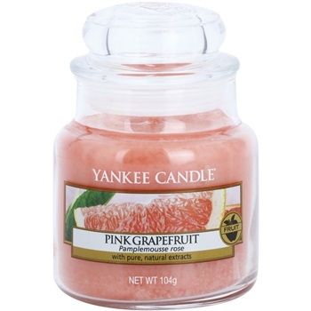 Yankee Candle Pink Grapefruit vonná svíčka 104 g Classic malá