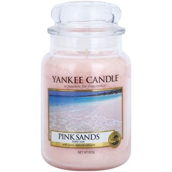 Yankee Candle Pink Sands vonná svíčka 623 g Classic velká