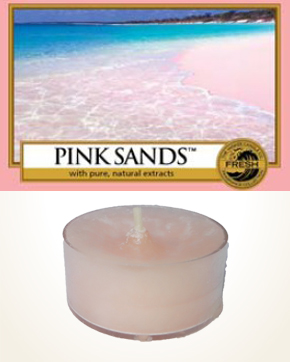 Yankee Candle Pink Sands Tealight Candle sample 1 pcs