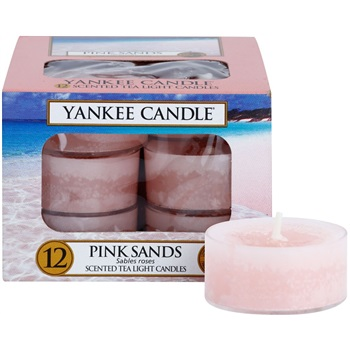 Yankee Candle Pink Sands Tealight Candle 12 x 9,8 g