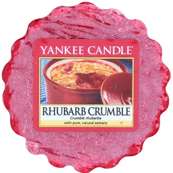 Yankee Candle Rhubarb Crumble vosk do aromalampy 22 g