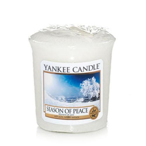 Yankee Candle Season Of Peace votivní svíčka 49 g