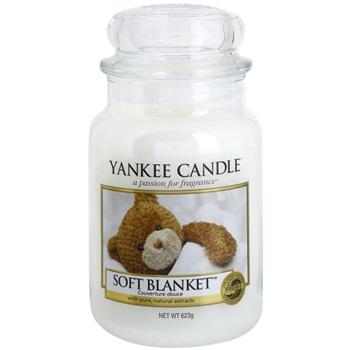 Yankee Candle Soft Blanket vonná svíčka 623 g Classic velká