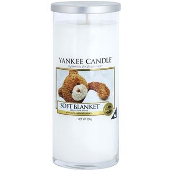 Yankee Candle Soft Blanket vonná svíčka 538 g Décor velká