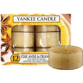 Yankee Candle Star Anise & Orange Tealight Candle 12 x 9,8 g