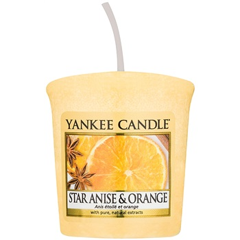 Yankee Candle Star Anise & Orange Votive Candle 49 g