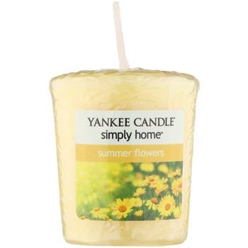 Yankee Candle Summer Flowers votivní svíčka 49 g