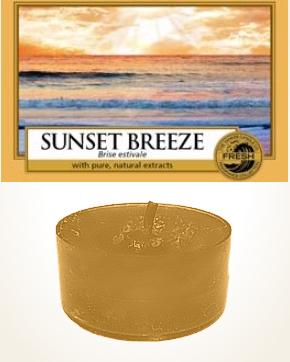 Yankee Candle Sunset Breeze świeczka typu tealight próbka 1 szt
