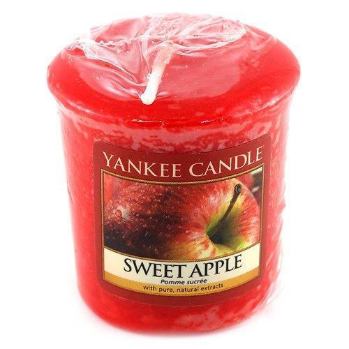 Yankee Candle Sweet Apple votivní svíčka 49 g