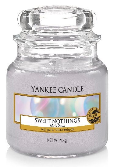Yankee Candle Sweet Nothings Scented Candle 104 g Classic Mini