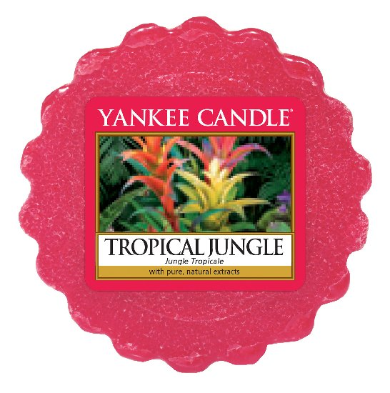 Yankee Candle Tropical Jungle vosk do aromalampy 22 g