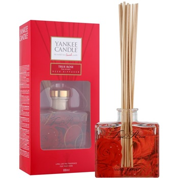 Yankee Candle True Rose aroma difuzér s náplní 88 ml Signature