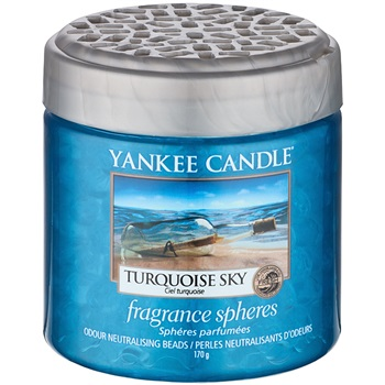 Yankee Candle Turquoise Sky vonné perly 170 g