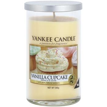 Yankee Candle Vanilla Cupcake vonná svíčka 340 g Décor střední