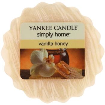 Yankee Candle Vanilla Honey vosk do aromalampy 22 g