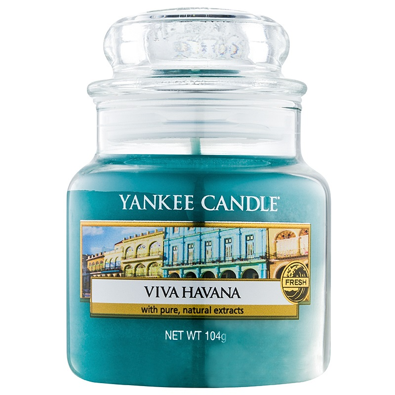 Yankee Candle Viva Havana Scented Candle 104 g Classic Mini