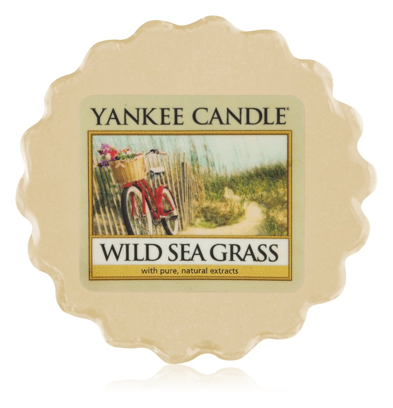 Yankee Candle Wild Sea Grass vosk do aromalampy 22 g
