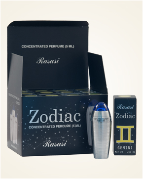 Rasasi Zodiac Aquarius Concentrated Perfume Oil 5 ml