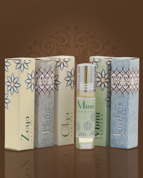 Hamil Al Musk Olga parfémový olej 8 ml